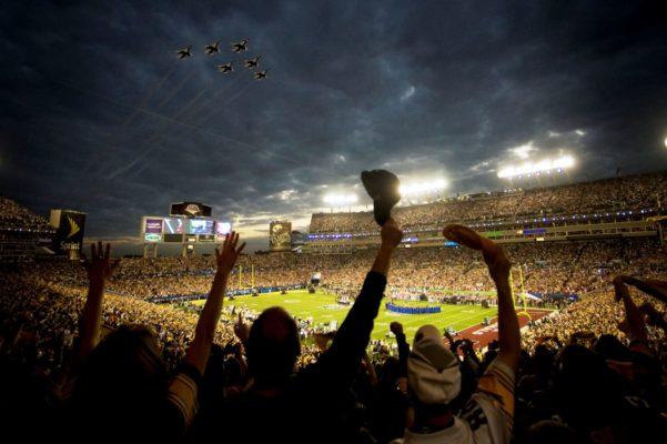 De Super Bowl en de economische boost