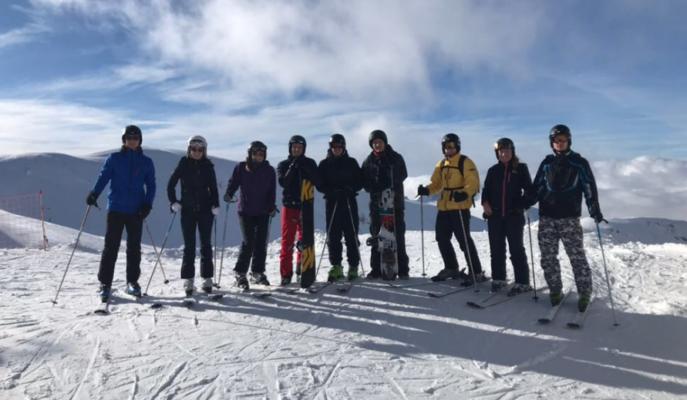 ESV-skireis 2018