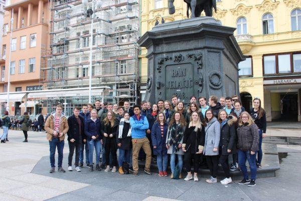 Studiereis Ljubljana & Zagreb