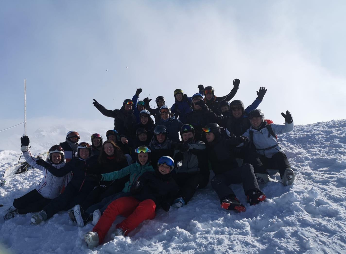 foto skireis redactiecommissie