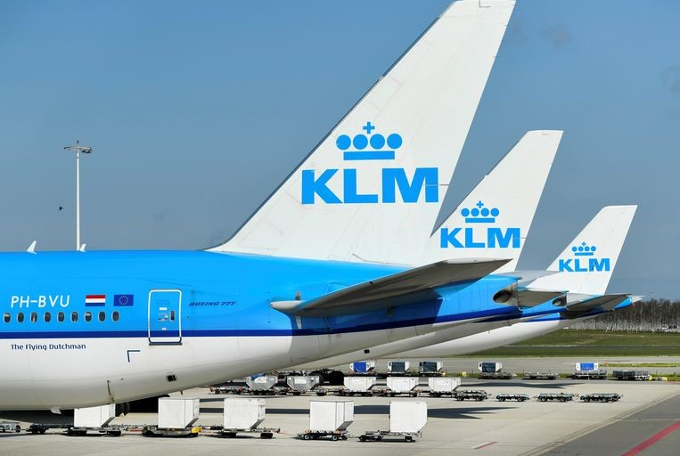 KLM redactie 27-4-2020